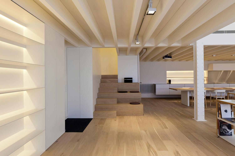 Planell-Hirsch_Rehabilitación_Reforma_Interiorismo_Loft_Barcelona_Poblenou_Wenzel-Jose Maria Molinos_0007 p